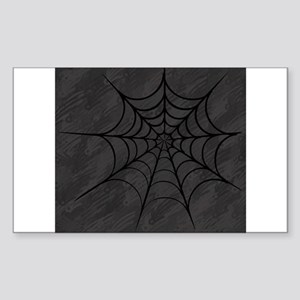 Spider Web Sticker
