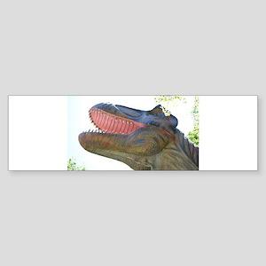 Tyrannosaurus T-Rex Dinosaur Sticker (Bumper)