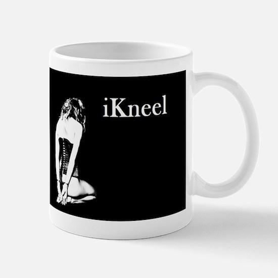 iKneel - BDSM Slave Design Mug