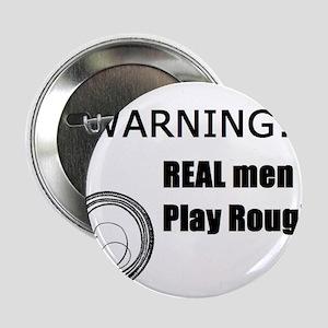 Real Men Play Rough - BDSM Master Design in White