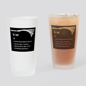 Sir by Definition - Male Dominant Design Drinking