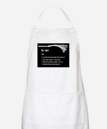 Sir by Definition - Male Dominant Design Apron