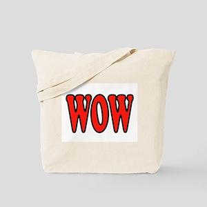 WOW Tote Bag