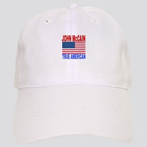 JOHN McCAIN TRUE AMERICAN Cap