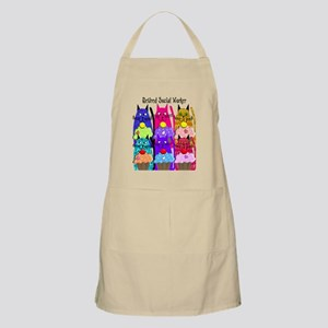 retired social worker 1 Apron