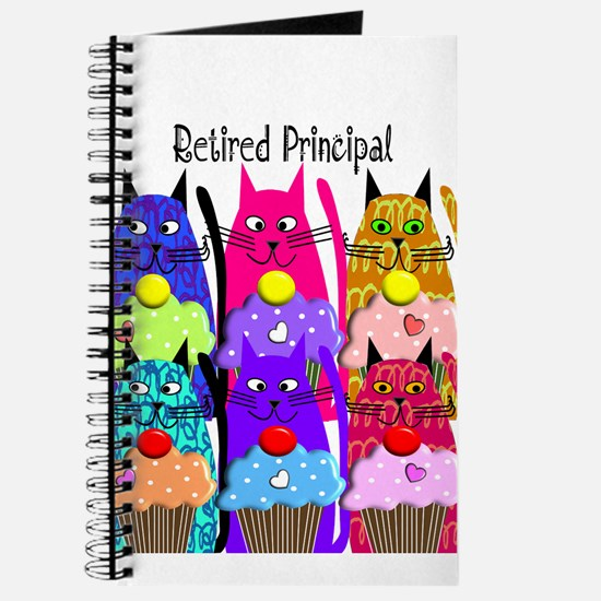 retired principal 1 Journal