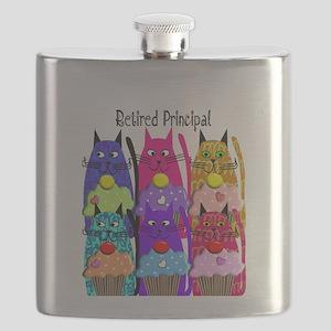 retired principal 1 Flask