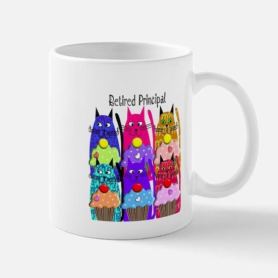 retired principal 1 Mug