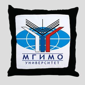 MGIMO Universitet Throw Pillow