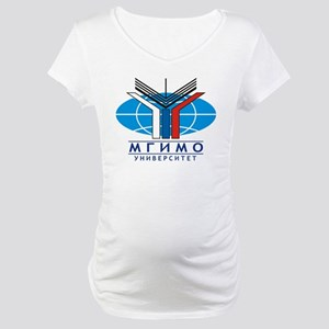 MGIMO Universitet Maternity T-Shirt