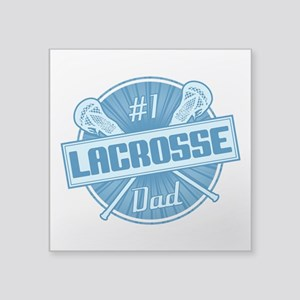 # Lacrosse Dad Sticker