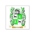 Carrasquillo Square Sticker 3