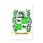 Carrasquillo 35x21 Wall Decal