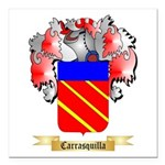 Carrasquilla Square Car Magnet 3
