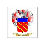 Carrasquilla Square Sticker 3