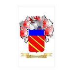 Carrasquilla Sticker (Rectangle 10 pk)