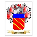 Carrasquilla Small Poster