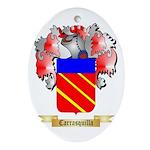 Carrasquilla Ornament (Oval)