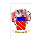Carrasco 20x12 Wall Decal