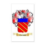 Carrasco 35x21 Wall Decal