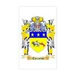Carrarini Sticker (Rectangle)