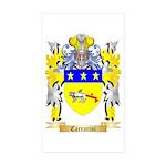 Carrarini Sticker (Rectangle 50 pk)