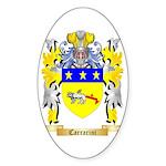 Carrarini Sticker (Oval)