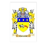 Carrarini Postcards (Package of 8)