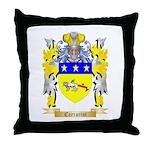 Carrarini Throw Pillow