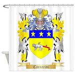 Carrarini Shower Curtain