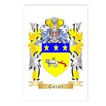 Carrari Postcards (Package of 8)
