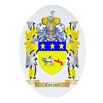 Carrari Ornament (Oval)