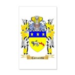 Carraretto 20x12 Wall Decal