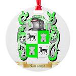 Carranza Round Ornament