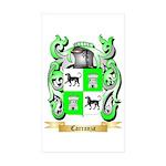 Carranza Sticker (Rectangle 50 pk)