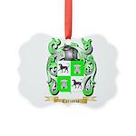 Carranza Picture Ornament