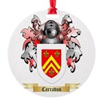 Carradus Round Ornament