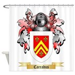 Carradus Shower Curtain