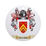 Carradus Ornament (Round)