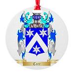 Carr Round Ornament