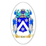 Carr Sticker (Oval 50 pk)