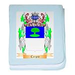 Carpio baby blanket