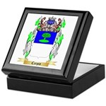 Carpio Keepsake Box