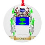 Carpio Round Ornament