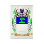Carpio Rectangle Magnet (10 pack)