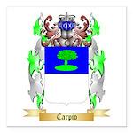 Carpio Square Car Magnet 3