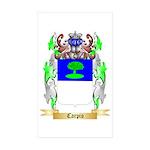 Carpio Sticker (Rectangle 10 pk)