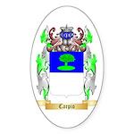 Carpio Sticker (Oval)