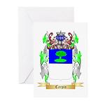 Carpio Greeting Cards (Pk of 10)