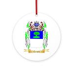Carpio Ornament (Round)